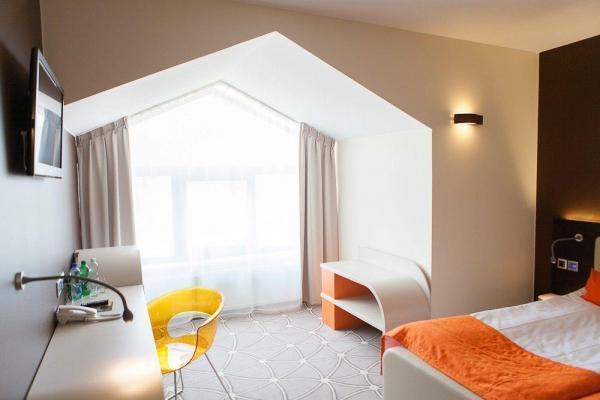 pokój dwuosobowy w hotelu Eclipse