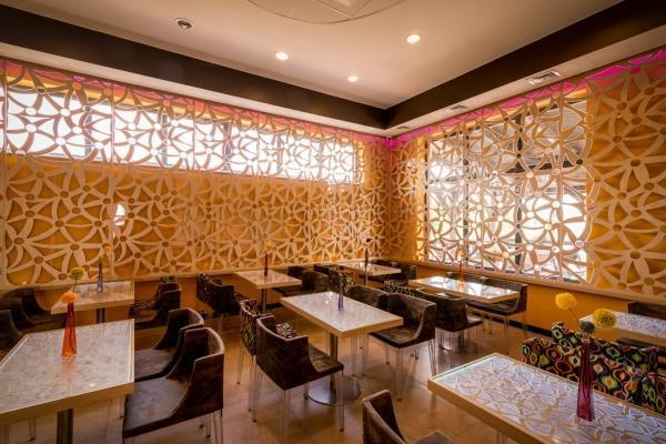 restauracja w hotelu Ecplise